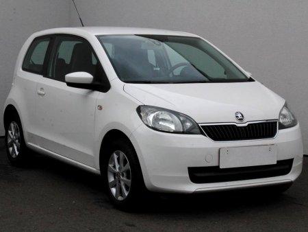 Škoda Citigo, 2012