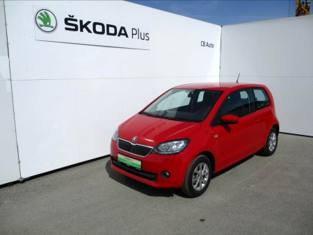 Škoda Citigo, 2016