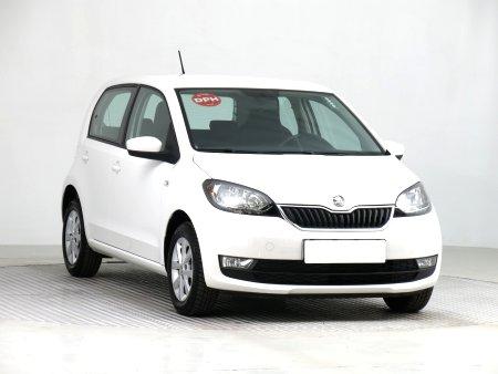 Škoda Citigo, 2017