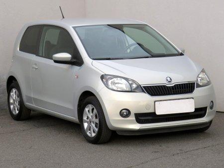 Škoda Citigo, 2013