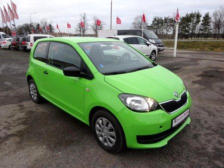 Škoda Citigo, 2018