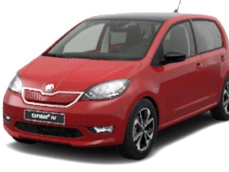 Škoda Citigo, 2020