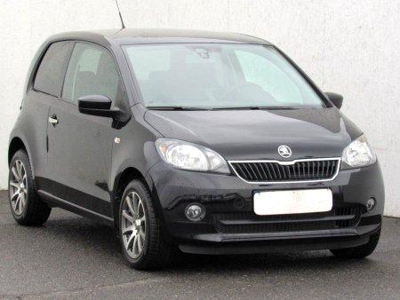 Škoda Citigo, 2011