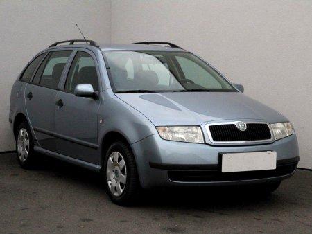Škoda Fabia I, 2001
