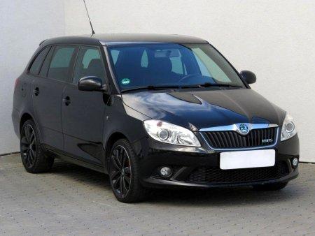 Škoda Fabia I, 2009