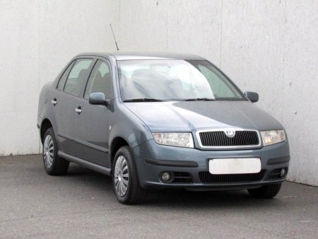Škoda Fabia I, 2007
