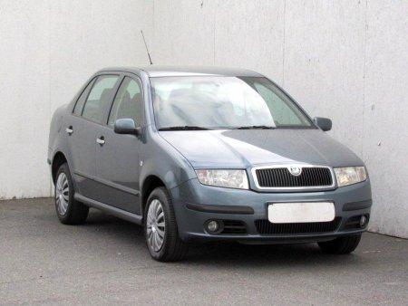 Škoda Fabia I, 2002