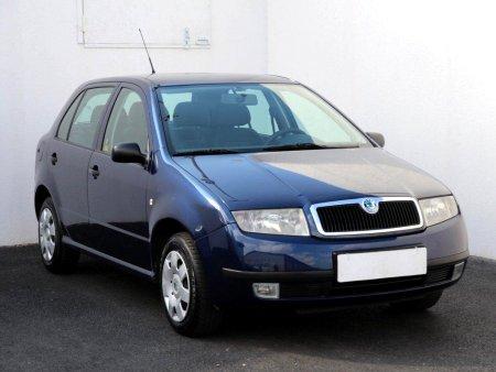 Škoda Fabia I, 2000