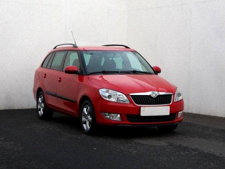 Škoda Fabia II, 2010
