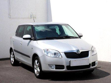 Škoda Fabia II, 2007