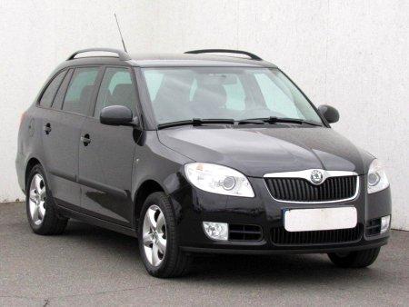Škoda Fabia II, 2009