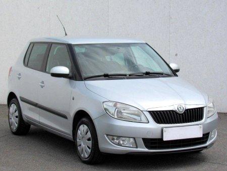 Škoda Fabia II, 2012