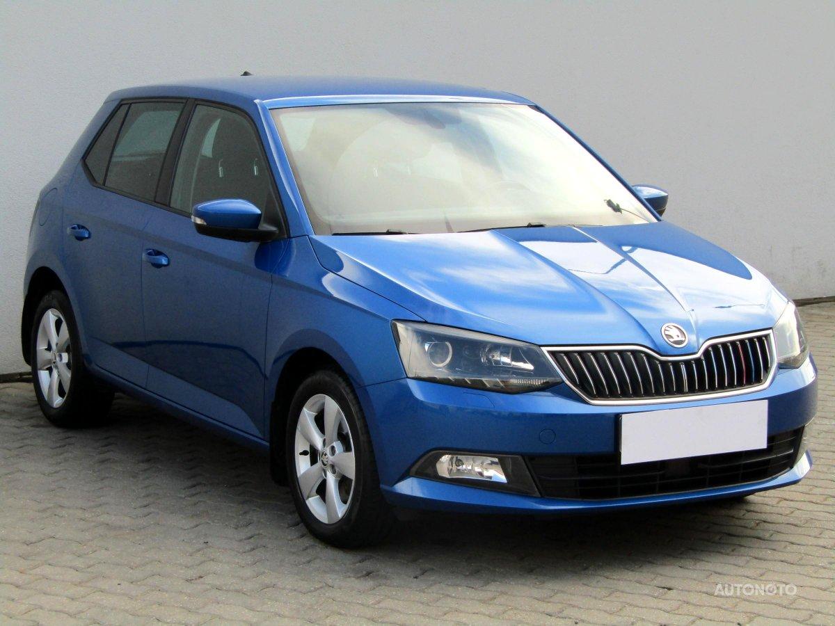 Škoda Fabia III, 2014 - celkový pohled