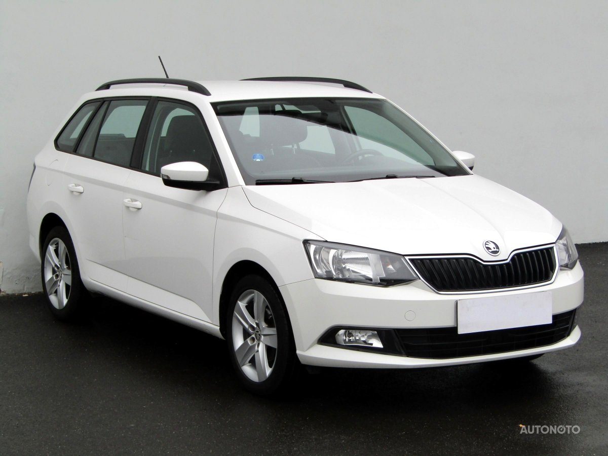 Škoda Fabia III, 2015 - celkový pohled