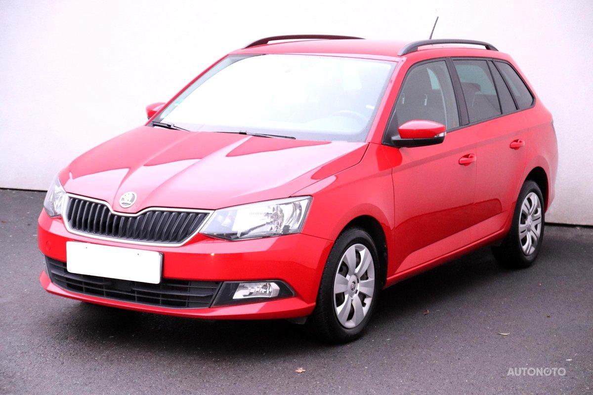 Škoda Fabia III, 2017 - pohled č. 3