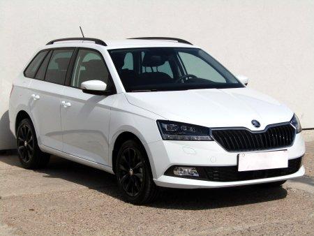 Škoda Fabia III, 2019