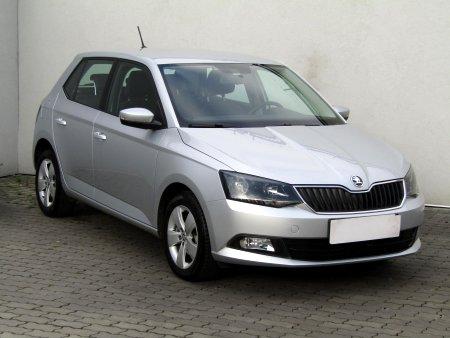 Škoda Fabia III, 2018