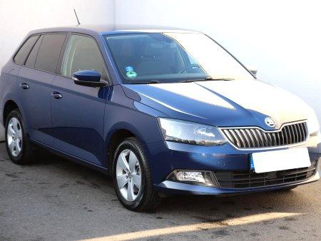 Škoda Fabia III, 2016