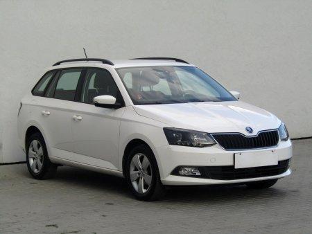 Škoda Fabia III, 2017