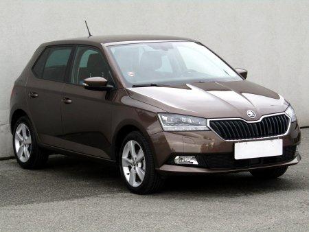 Škoda Fabia III, 2020