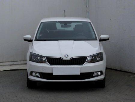 Škoda Fabia III, 2015 - pohled č. 2