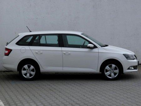 Škoda Fabia III, 2015 - pohled č. 4