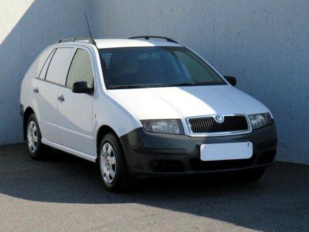 Škoda Fabia Praktik, 2006