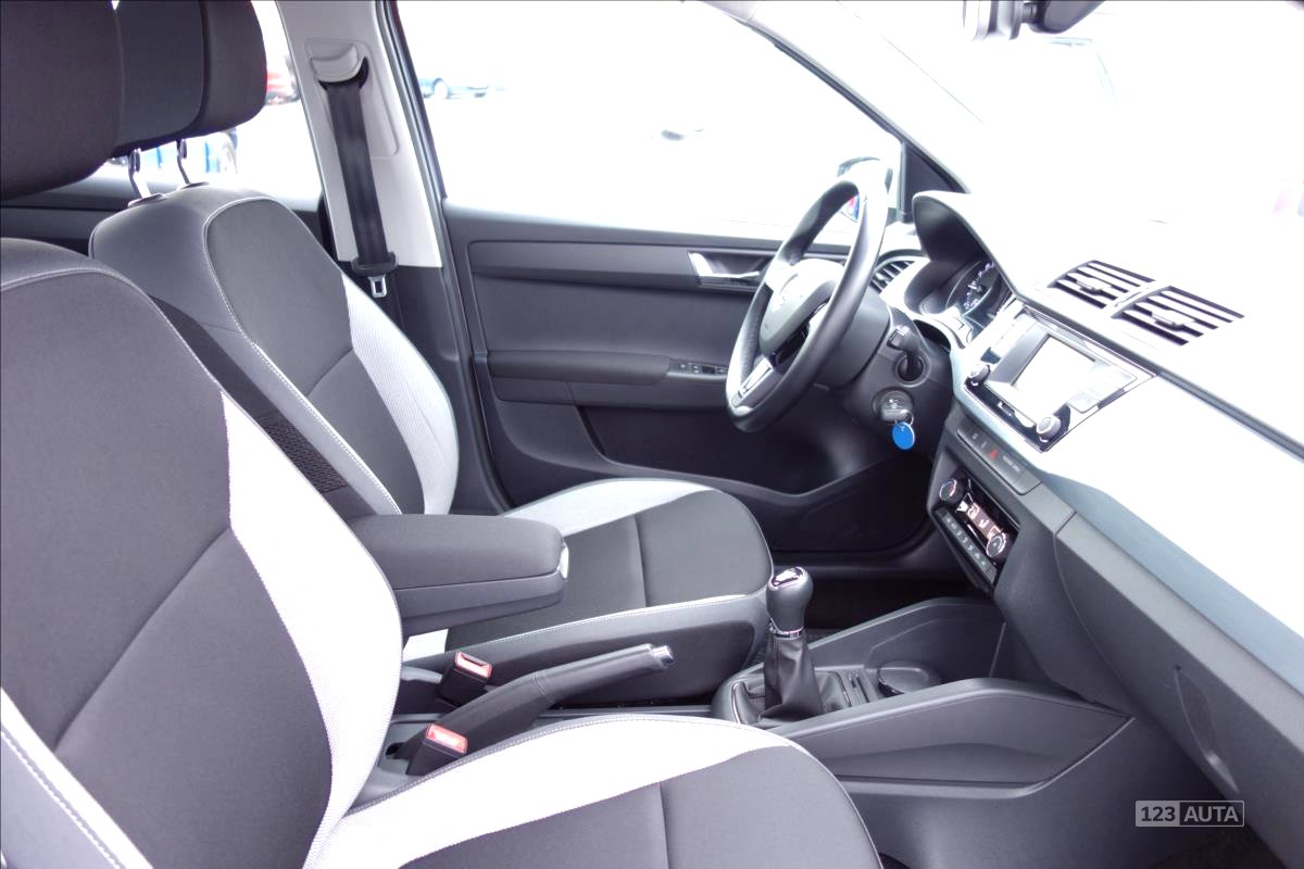 Škoda Fabia, 2015 - pohled č. 10