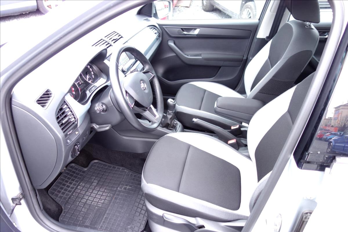 Škoda Fabia, 2015 - pohled č. 7