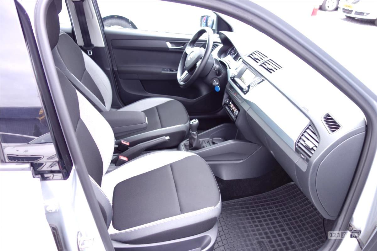 Škoda Fabia, 2015 - pohled č. 9