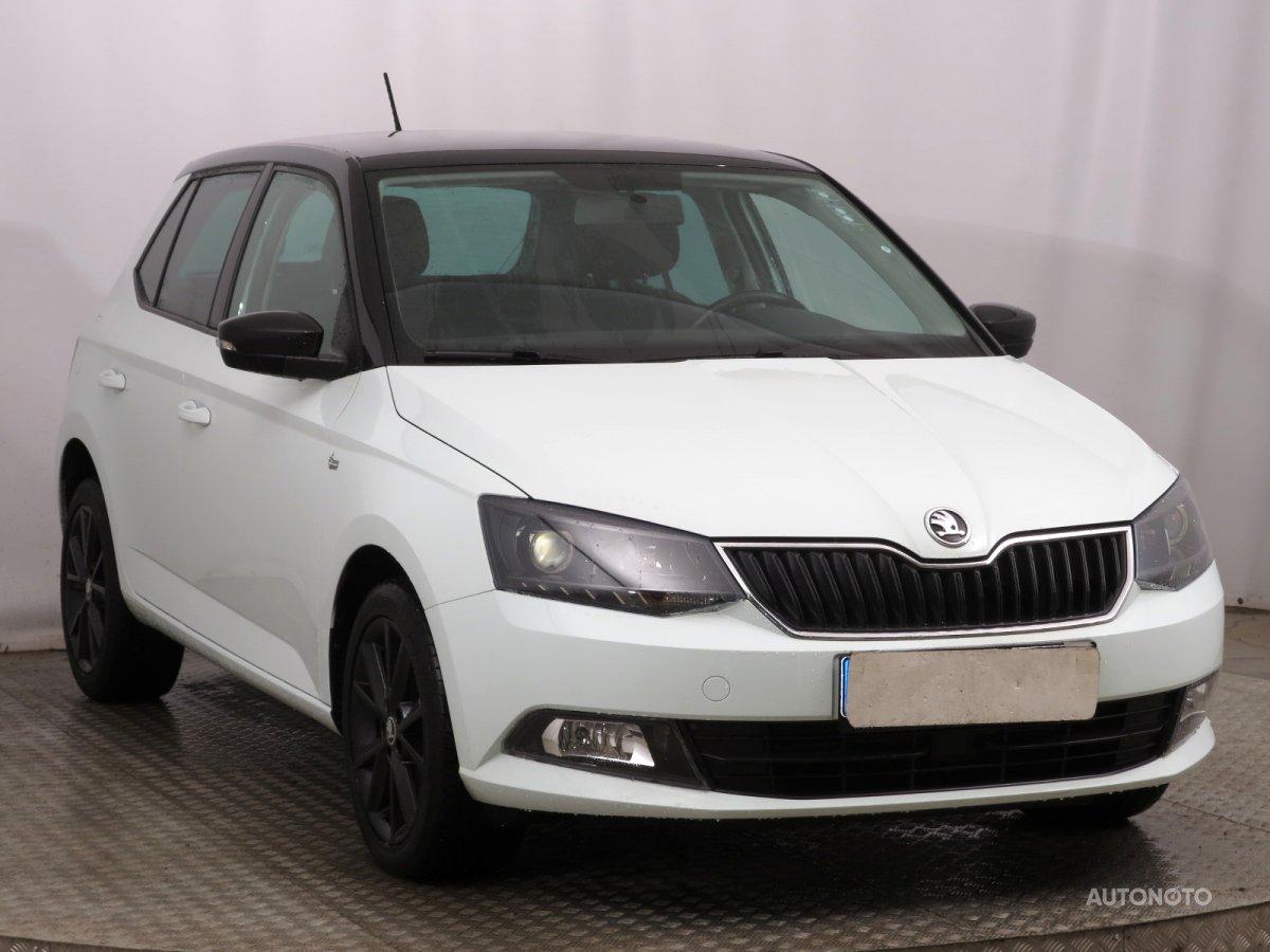 Škoda Fabia, 2014 - celkový pohled