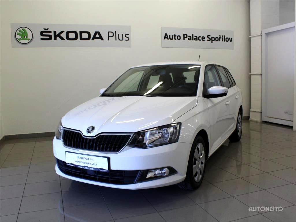 Škoda Fabia, 2017 - celkový pohled