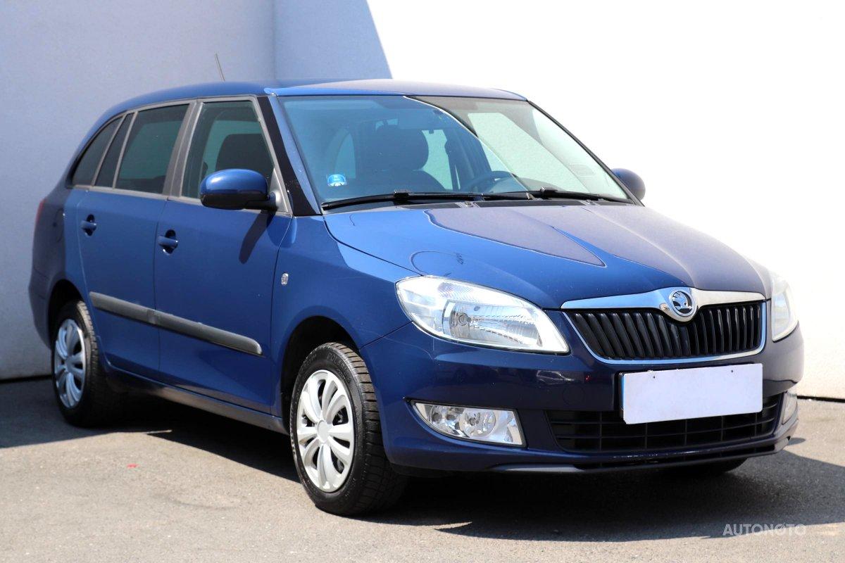 Škoda Fabia, 2013 - celkový pohled