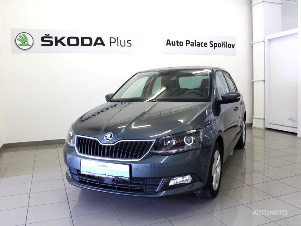 Škoda Fabia, 2018 - celkový pohled