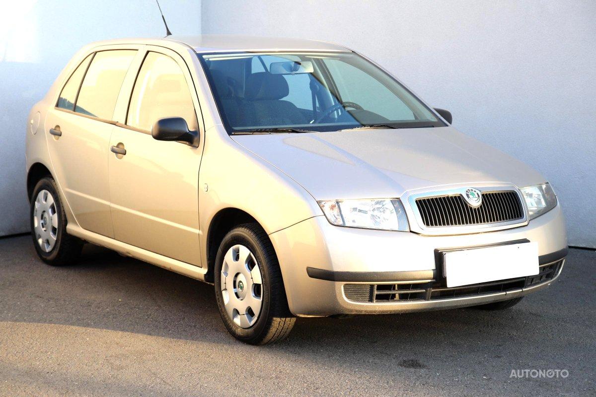Škoda Fabia, 2004 - celkový pohled