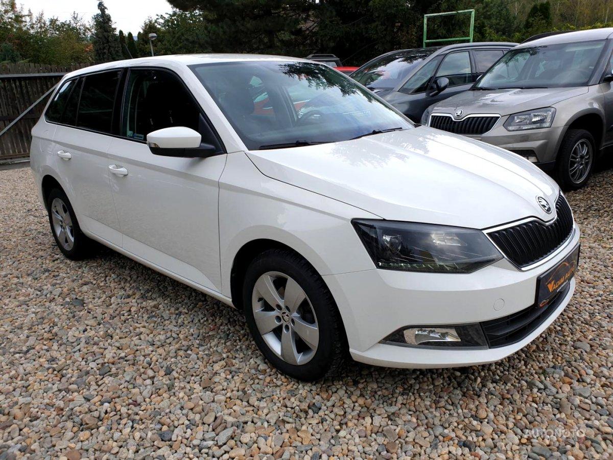 Škoda Fabia, 2016 - celkový pohled