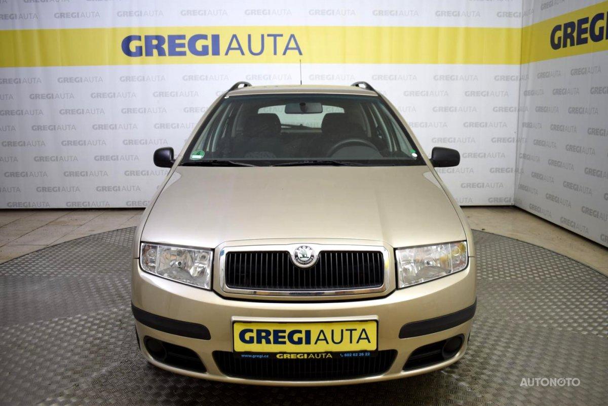 Škoda Fabia, 2005 - celkový pohled