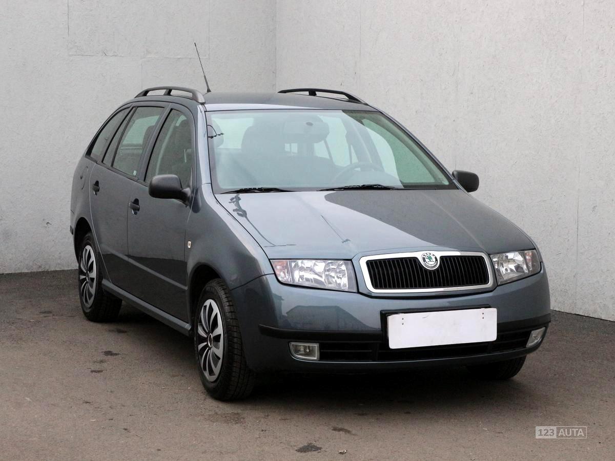 Škoda Fabia I, 2004 - celkový pohled
