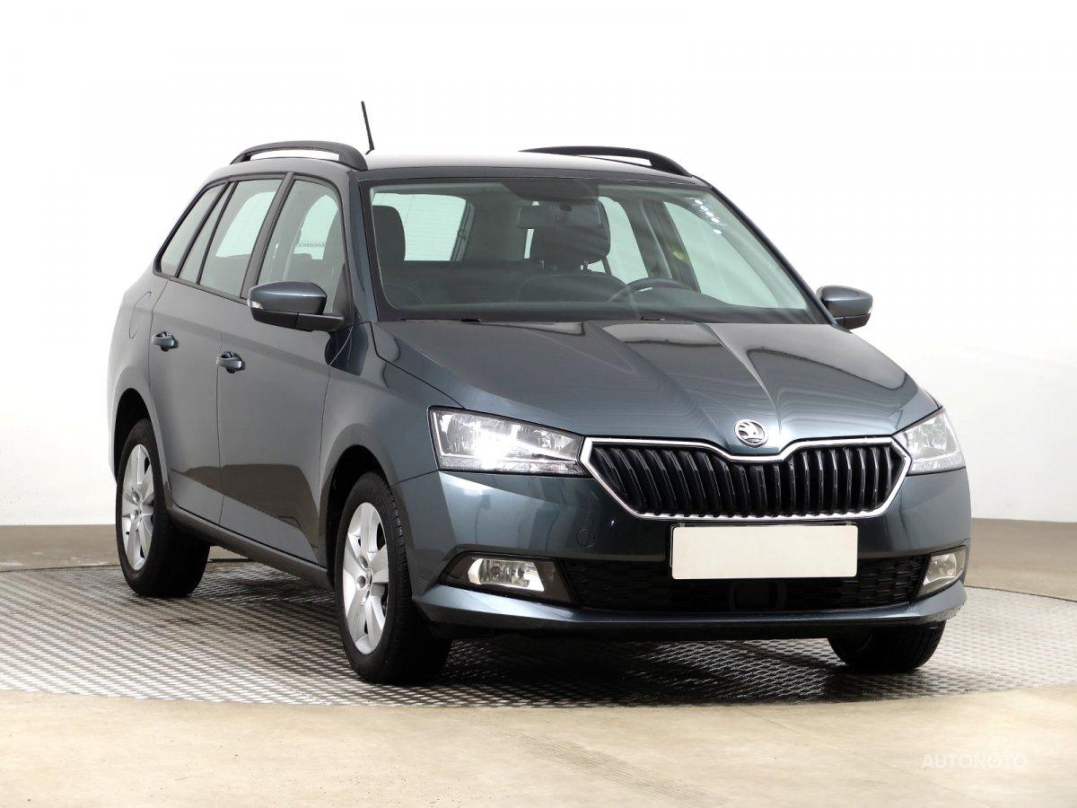 Škoda Fabia, 2019 - celkový pohled