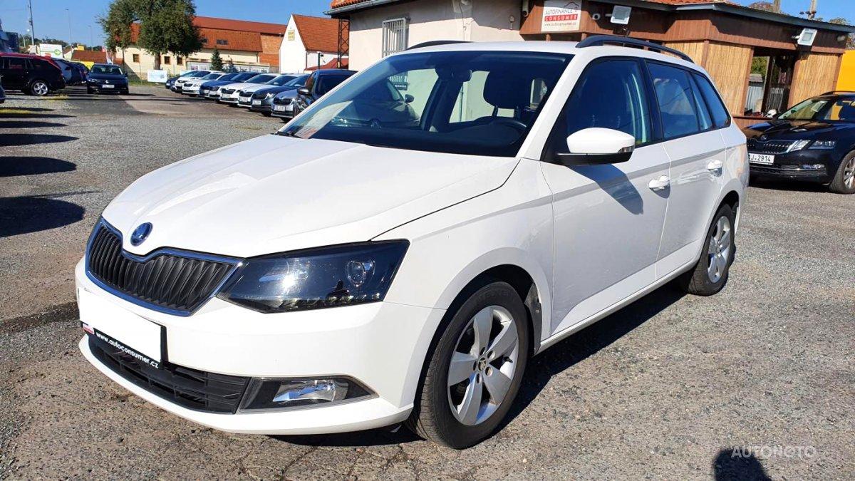 Škoda Fabia, 2015 - celkový pohled