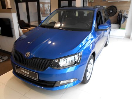 Škoda Fabia, 2017