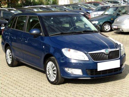 Škoda Fabia, 2012