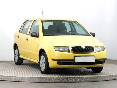 Škoda Fabia, 2004