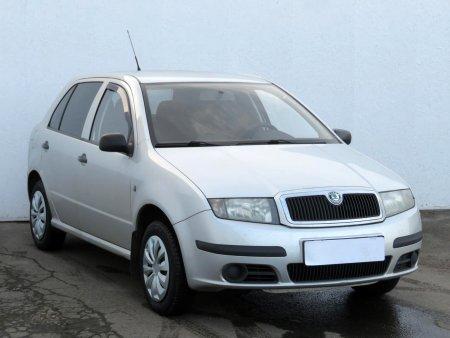 Škoda Fabia, 2005