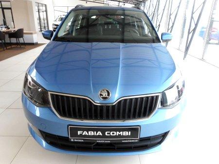 Škoda Fabia, 2017 - pohled č. 4