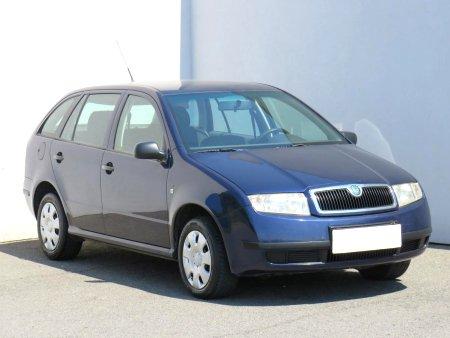 Škoda Fabia, 2002