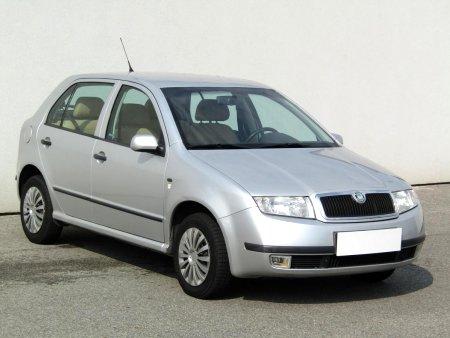 Škoda Fabia, 2000
