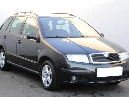 Škoda Fabia, 2007