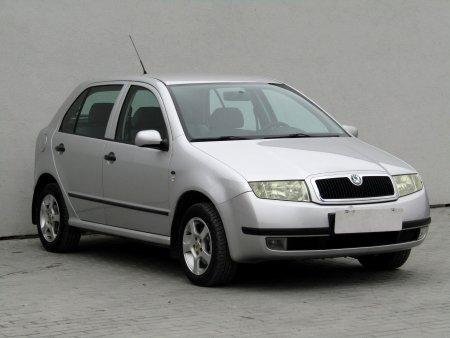 Škoda Fabia, 1999