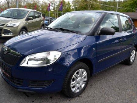 Škoda Fabia, 2013